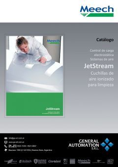 Meech Cuchillas de Aire Jetstream